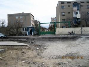 КПП жилого городка №3
