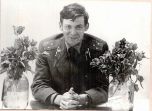 Я в Туркестане: один из первых снимков. Февраль 1981